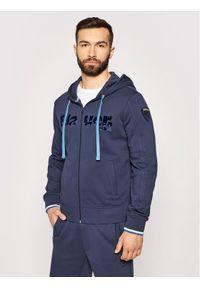 Blauer Bluza 21SBLUF02117 005662 Granatowy Regular Fit. Kolor: niebieski