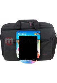 """TARGUS - Torba Targus 15.6"""" + mysz przewodowa Czarna (BEU3167P). Kolor: czarny"""