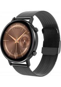 Smartwatch Bakeeley E05 Czarny. Rodzaj zegarka: smartwatch. Kolor: czarny