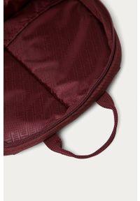 Czerwony plecak Puma z nadrukiem