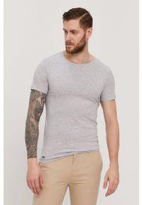 Lacoste - T-shirt (3-pack). Okazja: na co dzień. Materiał: dzianina. Styl: casual