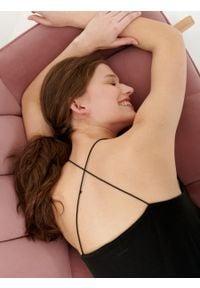 outhorn - Top na cienkich ramiączkach damski - Outhorn. Typ kołnierza: dekolt halter. Długość rękawa: na ramiączkach