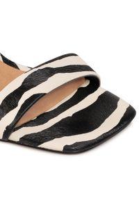 Czarne sandały Aldo