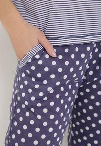Niebieska piżama Born2be