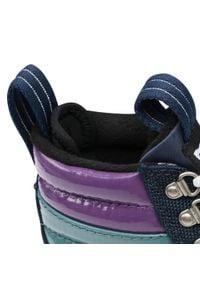Vans - Sneakersy VANS - Ski8-Hi Mte 2.0 Dx VN0A4P3I2US1 (Mte) Dress Blues/Jasper. Okazja: na co dzień. Kolor: niebieski. Materiał: lakier, skóra, materiał. Szerokość cholewki: normalna. Wzór: aplikacja. Sezon: lato. Styl: klasyczny, elegancki