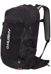 Husky plecak Clever 38L czarny. Kolor: czarny