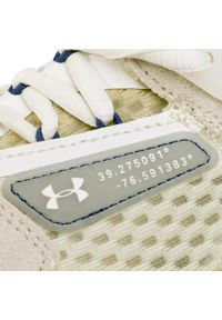 Beżowe sneakersy Under Armour