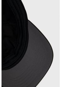 columbia - Columbia - Czapka. Kolor: czarny. Materiał: materiał