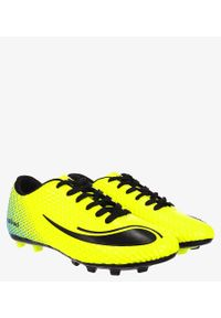 Żółte buty do piłki nożnej Casu