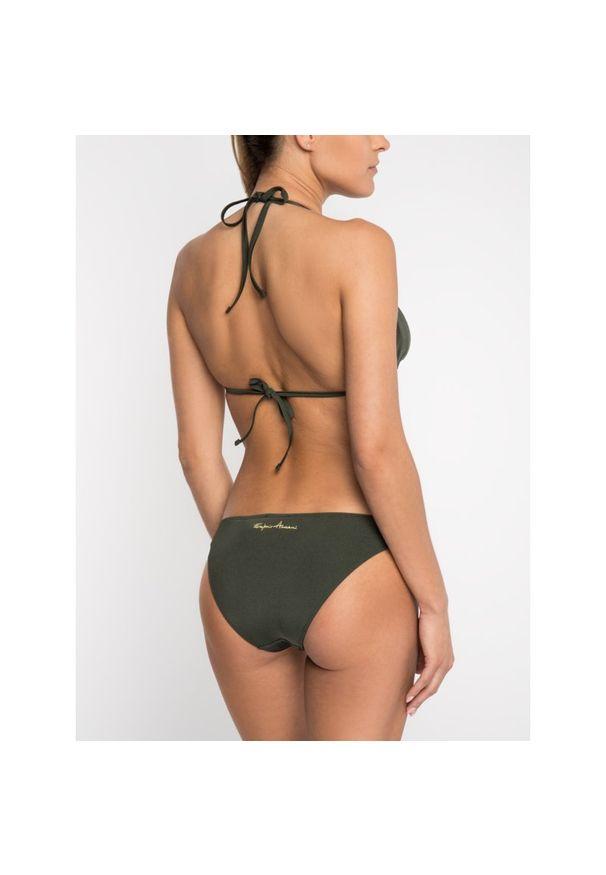Zielone dół bikini Emporio Armani