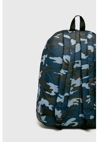 Niebieski plecak Brave Soul z nadrukiem