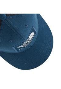 The North Face - Czapka z daszkiem THE NORTH FACE - Mudder Trucker Hat NF00CGW2BH71 Monterey Blue. Kolor: niebieski. Materiał: materiał, poliester
