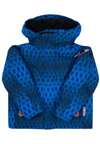 Niebieska kurtka sportowa Reima narciarska