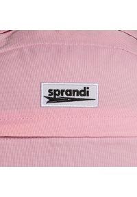 Różowa torba na laptopa Sprandi