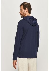 Niebieska bluza nierozpinana Polo Ralph Lauren na co dzień, polo