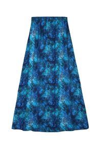 Niebieska spódnica TOP SECRET casualowa, na co dzień