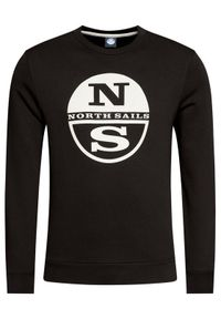 Czarna bluza North Sails
