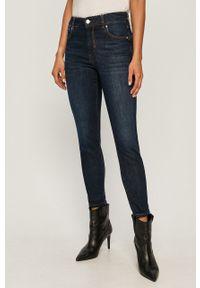 Niebieskie jeansy Sportmax Code