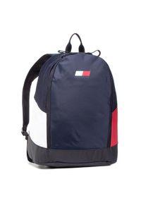 Niebieski plecak Tommy Sport sportowy