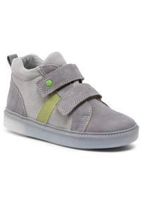 RenBut - Trzewiki RENBUT - 23-3356 Grey Green/Popiel Zielony. Kolor: szary. Materiał: skóra, nubuk, zamsz. Szerokość cholewki: normalna