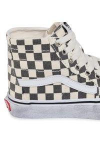 Beżowe buty sportowe Vans Vans SK8, z cholewką