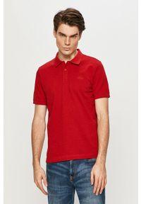Czerwona koszulka polo s.Oliver krótka, polo