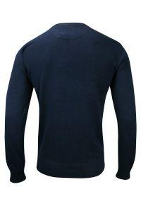 Niebieski sweter Brave Soul elegancki, do pracy