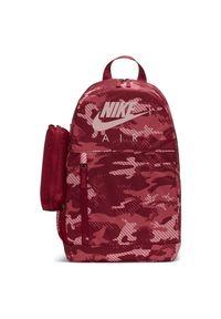 Plecak sportowy dla dzieci Nike Elemental DH4472. Materiał: materiał. Wzór: kolorowy. Styl: sportowy