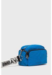Bimba y Lola - BIMBA Y LOLA - Torebka. Kolor: niebieski. Rodzaj torebki: na ramię