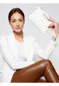 Versace Jeans Couture Torebka E1VWABQX Biały. Kolor: biały