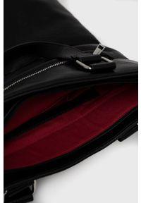 medicine - Medicine - Torebka Essential. Kolor: czarny. Rodzaj torebki: na ramię