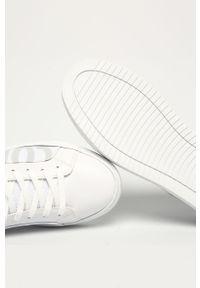 Colmar - Buty. Nosek buta: okrągły. Zapięcie: sznurówki. Kolor: biały. Materiał: skóra ekologiczna, syntetyk, materiał, guma. Szerokość cholewki: normalna #4