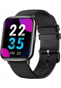 Smartwatch Bakeeley L12 Czarny. Rodzaj zegarka: smartwatch. Kolor: czarny