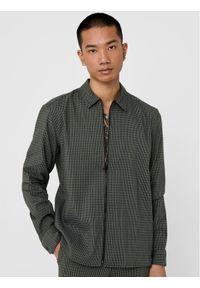 Szara koszula casual Only & Sons