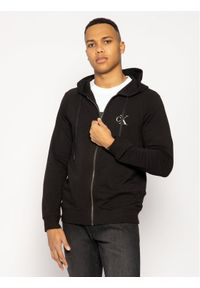 Calvin Klein Underwear Bluza 000NM1865E Czarny Regular Fit. Kolor: czarny