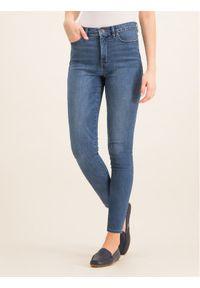 Niebieskie jeansy slim Lauren Ralph Lauren