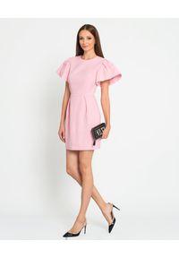 Sukienka mini Alexander McQueen rozkloszowana