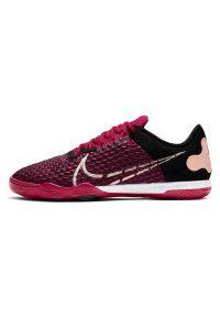 Buty męskie halowe Nike React Gato CT0550. Zapięcie: pasek. Materiał: materiał, guma, syntetyk. Szerokość cholewki: normalna