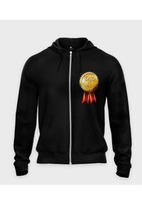 MegaKoszulki - Bluza rozpinana Medal Taty nr 1. Materiał: materiał