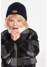 Niebieska czapka PaMaMi