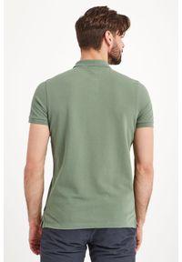 Koszulka polo JOOP! Jeans polo, w jednolite wzory, sportowa