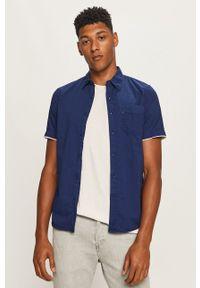 Niebieska koszula Levi's® na co dzień, krótka
