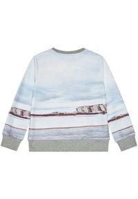 Desigual Bluza Tucan 21SBSK03 Kolorowy Regular Fit. Wzór: kolorowy