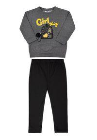 Mayoral Komplet bluza i legginsy 4715 Szary Regular Fit. Kolor: szary #1