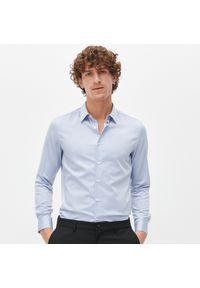 Niebieska koszula Reserved elegancka