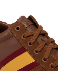 Brązowe sneakersy Polo Ralph Lauren