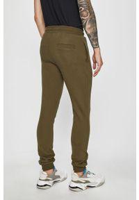 Zielone spodnie dresowe Ellesse #4
