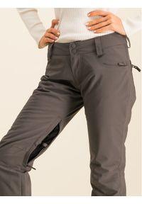 Szare spodnie sportowe Billabong snowboardowe