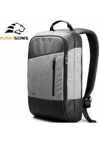"Kingsons - Plecak kingsons 15.6"""