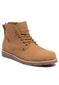 Brązowe buty zimowe Levi's®